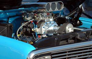 Motor Fuel Conversion