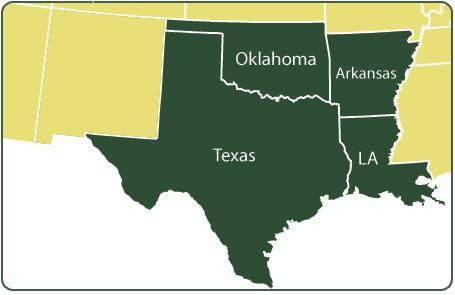propane north texas
