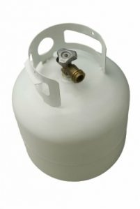 Propane Tank Protection