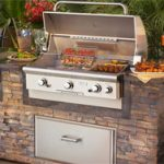 grills and sideburners