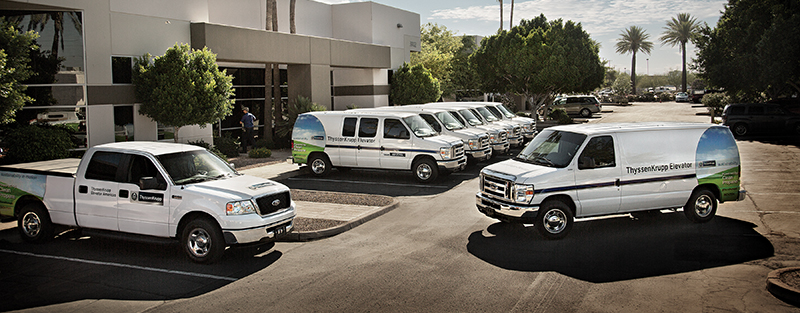 Propane Vehicle Conversion for Private Fleet Vehicles