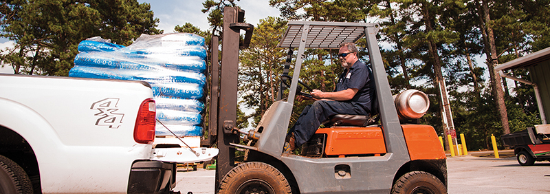 Forklift Refueling Services in North Texas