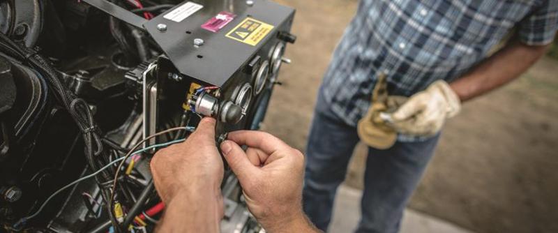 Generator & Industrial Engine Conversion in North Texas